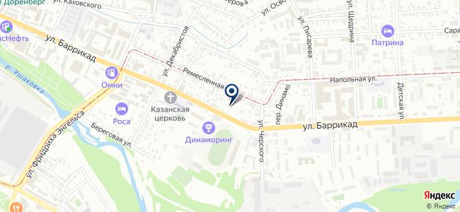 Инфраснаб, ООО на карте