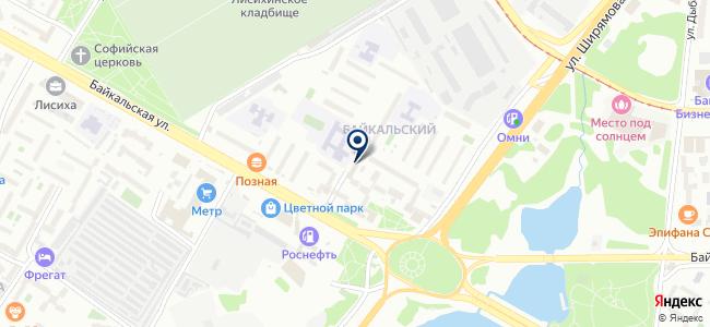 Байкал Свет, ООО на карте