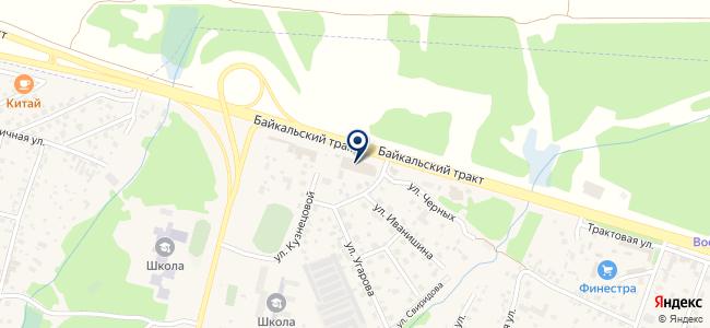 СибИмпорт на карте
