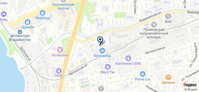 Энтелком, ООО на карте