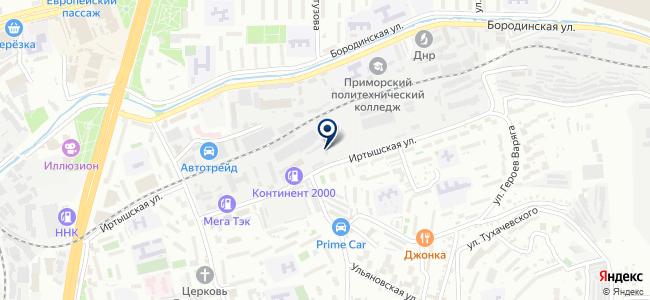 ВладЭнерго, ООО на карте