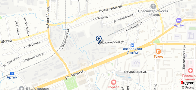 Адамант-ДВ, ООО на карте