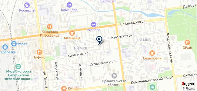 АББ ЭйЭс на карте