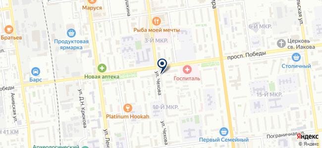 Сетевой+ на карте