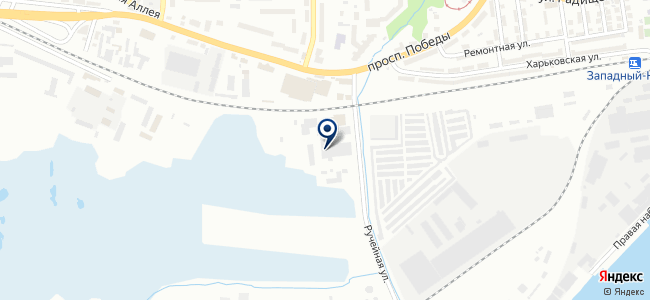 Альянс-Электро на карте