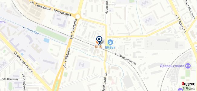 Агропромэнергосервис на карте