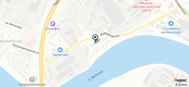 СМУ-135, ЗАО на карте