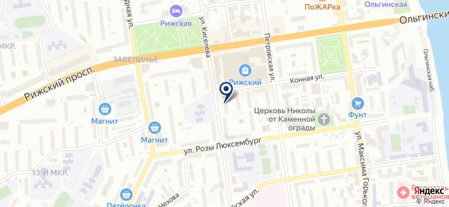 Комплекс К, ООО на карте