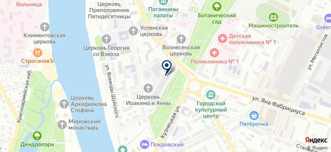 Мастер-Профи на карте