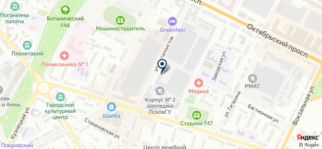 Торговый Дом Электромаш, ООО на карте