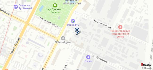 ПромТехРесурс на карте