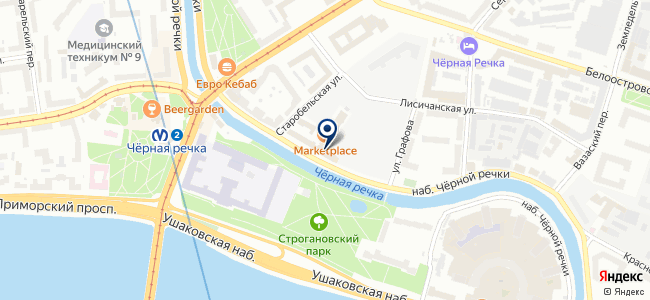 Резонит, ООО на карте
