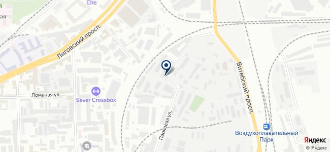 Механический завод, ОАО на карте