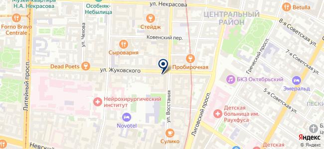 AktivStyle.ru на карте