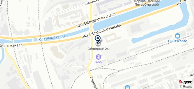 Аксес Телеком, ООО на карте