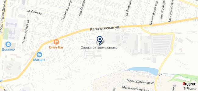 Агропромэлектромонтаж на карте