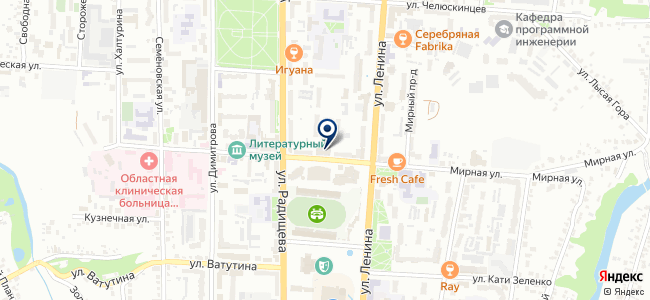 ABC+ на карте