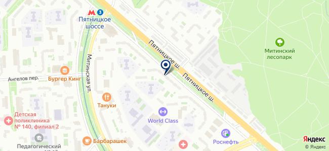 Мобил Плюс, ООО на карте