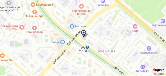Атрилор на карте