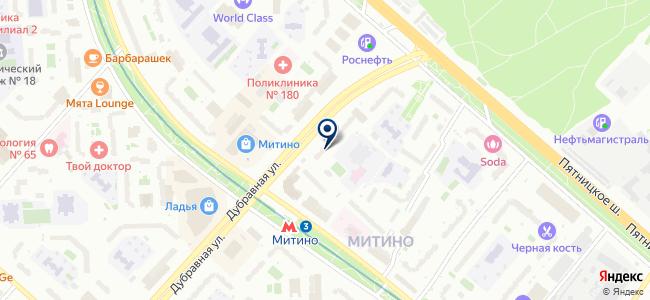 Защита Н на карте