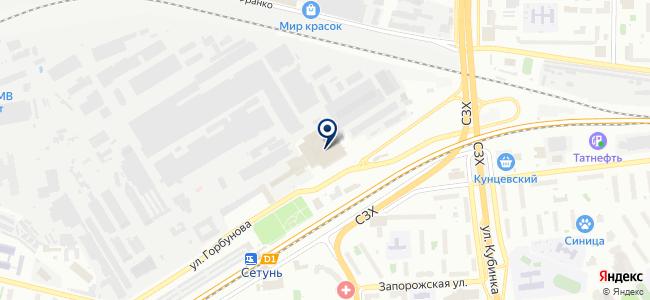 АЭ Арма-Электропанч на карте