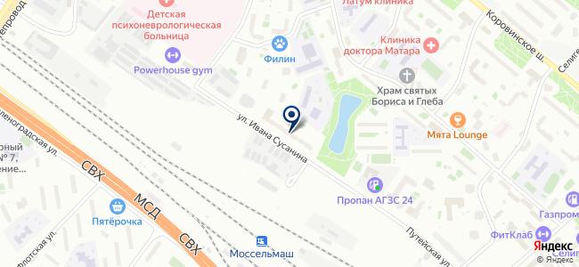 ИТ-ГРУПП на карте