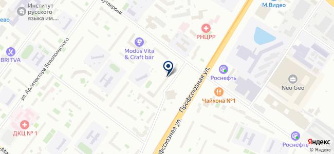 Оптима Комплект на карте