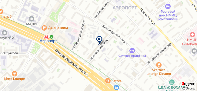 Абитех, ООО на карте