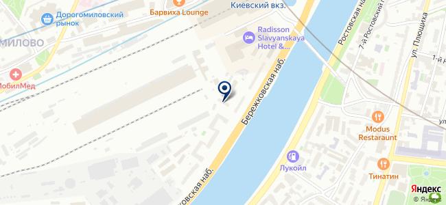 Acmilan на карте