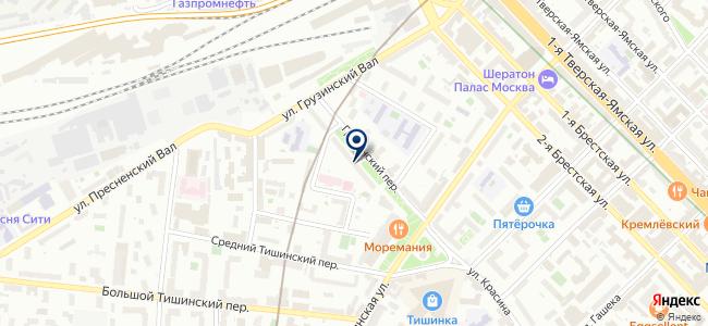 Мега Груп, ООО на карте