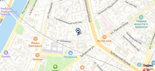 Storystore.ru на карте