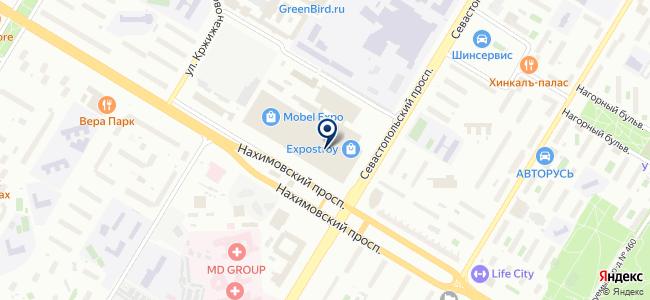 1 световая компания, ООО на карте