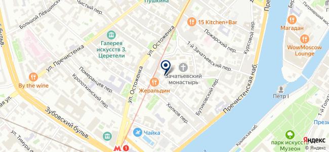 Росскат, ОАО на карте