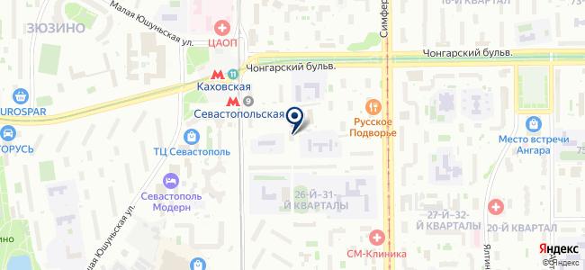 Товрин на карте