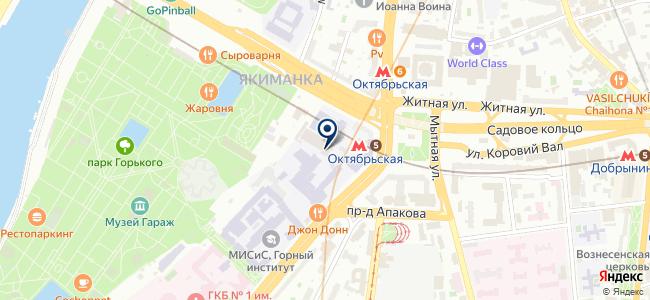 ЭкоСвет на карте