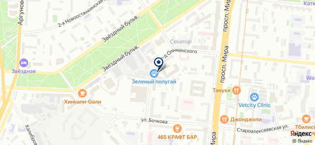 Redbay.ru на карте