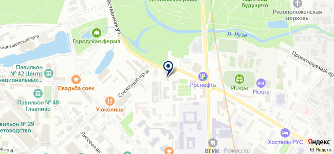 Контракт Комплект XXI на карте