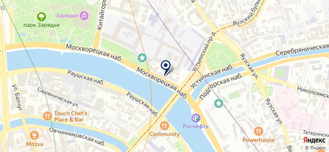 Акустические Материалы и Технологии, ООО на карте