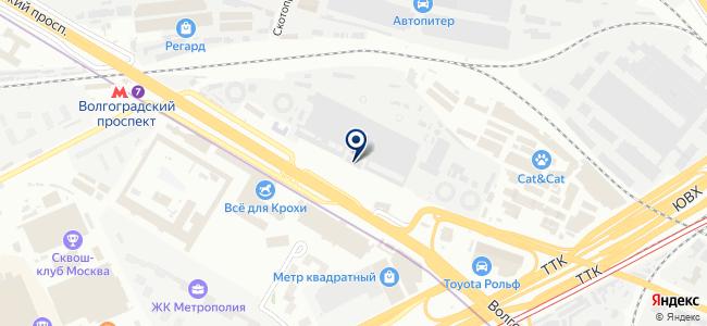 АБ-Электро на карте