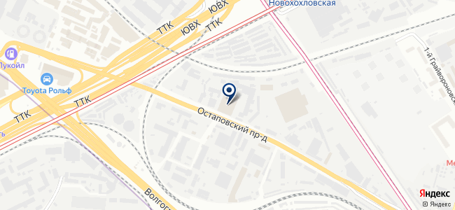Промэлектроремонт на карте
