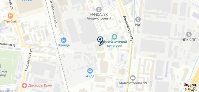 МКМ Кабель на карте