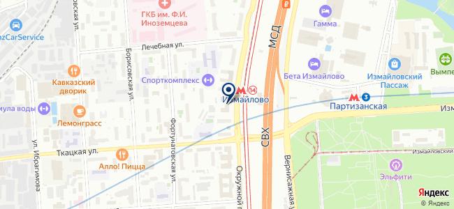 Ab24.ru на карте
