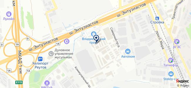 Айрапетян Л.Б., ИП на карте