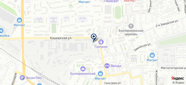 Инженерные Технологии, ООО на карте