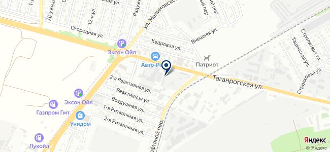 Obogrev61.ru на карте