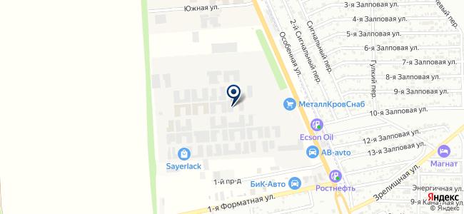 Кратон, ООО на карте