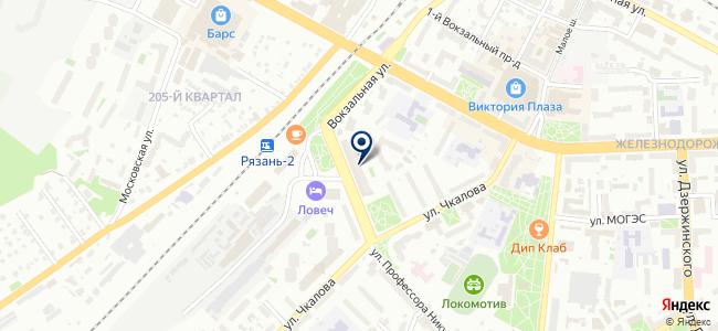 220 ВОЛЬТ на карте