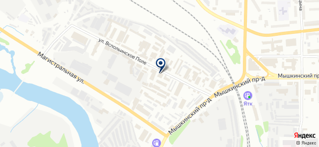 Агропромэнерго, ЗАО, торгово-монтажная компания на карте