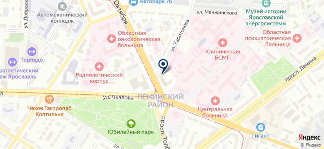 Aerotools.ru на карте