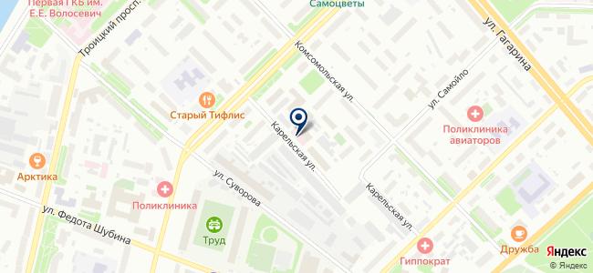 АЭТМ, ООО на карте